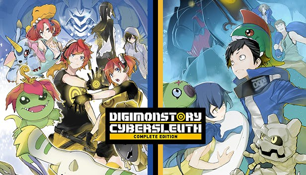 Image result for digimon cyber sleuth