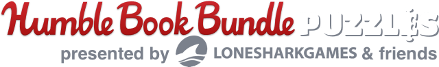 Humble Puzzle Book Bundle by Lone Shark Games & Friends