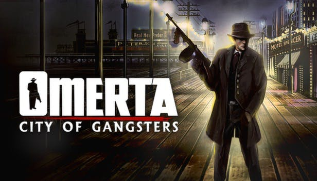Buy Omerta - City of Gangsters from the Humble Store