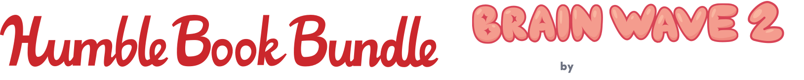 Humble Book Bundle: Brain Wave 2 by Open Road Media