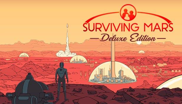 #Videojuego Surviving Mars ¡¡Totalmente GRATIS!!