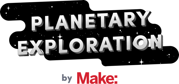 Humble Book Bundle: Planetary Exploration by Make: