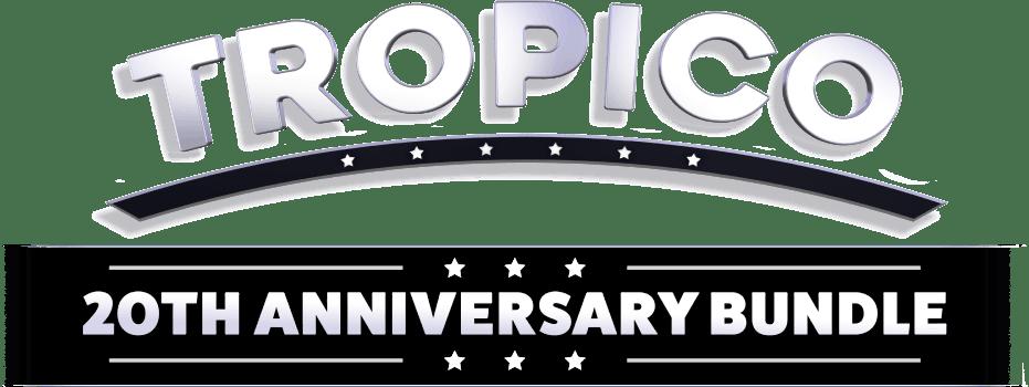 Tropico 20th Anniversary Bundle