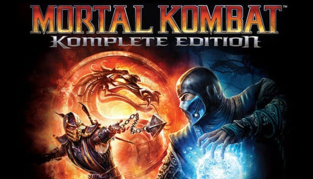 Buy Mortal Kombat Komplete Edition from the Humble Store