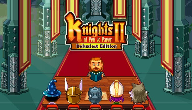 Buy Knights of Pen & Paper 2 Deluxiest Edition from the Humble Store