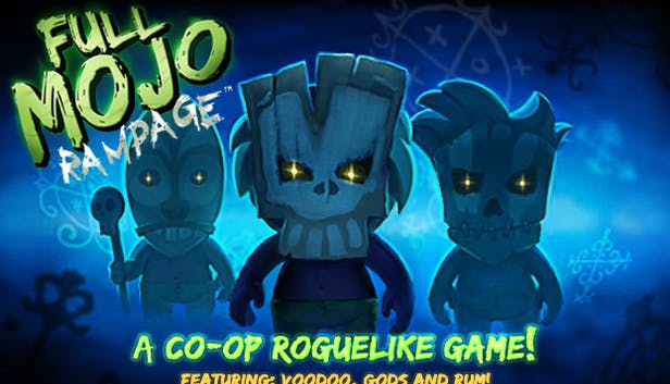 Buy Full Mojo Rampage from the Humble Store