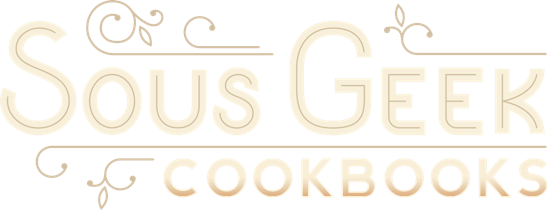 Humble Book Bundle: Sous Geek Cookbooks