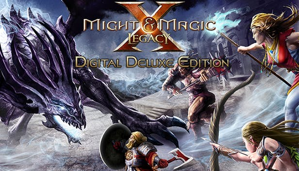 Buy Might & Magic® X - Legacy Digital Deluxe from the Humble Store