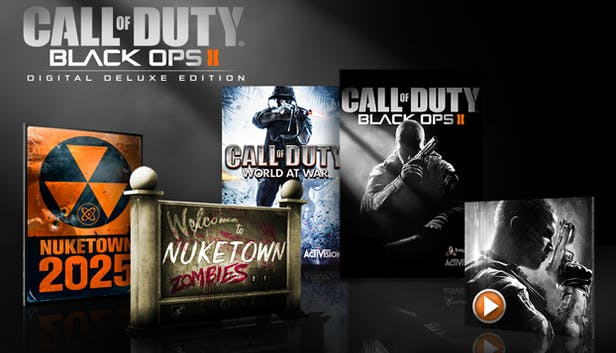 Buy Call of Duty®: Black Ops II Digital Deluxe Edition from the Humble Store