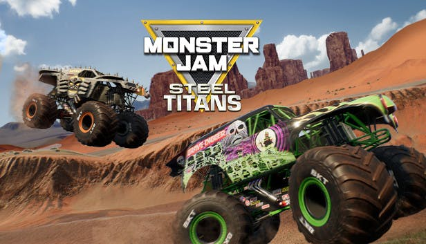 Buy Monster Jam Steel Titans From The Humble Store