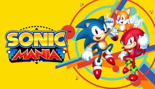 Buy Sonic Mania from the Humble Store