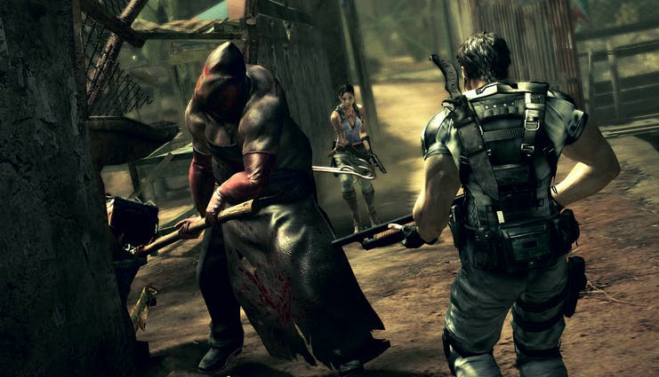 Buy Resident Evil 5 from the Humble Store