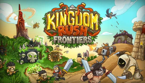 Buy Kingdom Rush Frontiers from the Humble Store