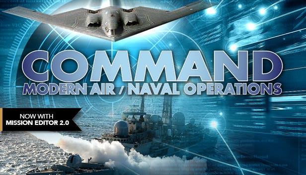 Buy Command: Modern Air/ Naval Operations WOTY from the Humble Store