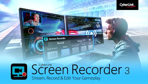 Buy CyberLink ScreenRecorder 3 Deluxe from the Humble Store