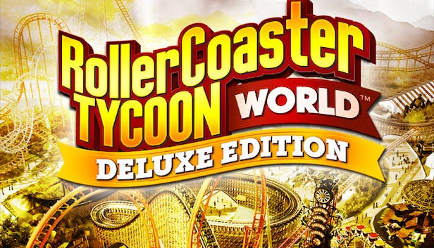 Buy RollerCoaster Tycoon World™ Deluxe Edition from the Humble Store