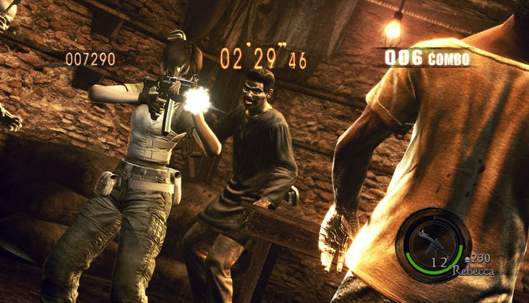 Buy Resident Evil 5 - UNTOLD STORIES BUNDLE from the Humble Store
