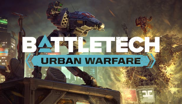 Buy BATTLETECH Urban Warfare from the Humble Store