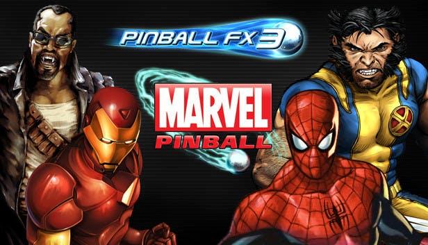 Buy Pinball FX3 - Marvel Pinball Season 1 Bundle from the Humble Store