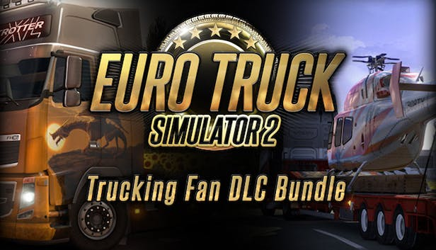 Buy Euro Truck Simulator 2 - Trucking Fan DLC Bundle from the Humble Store
