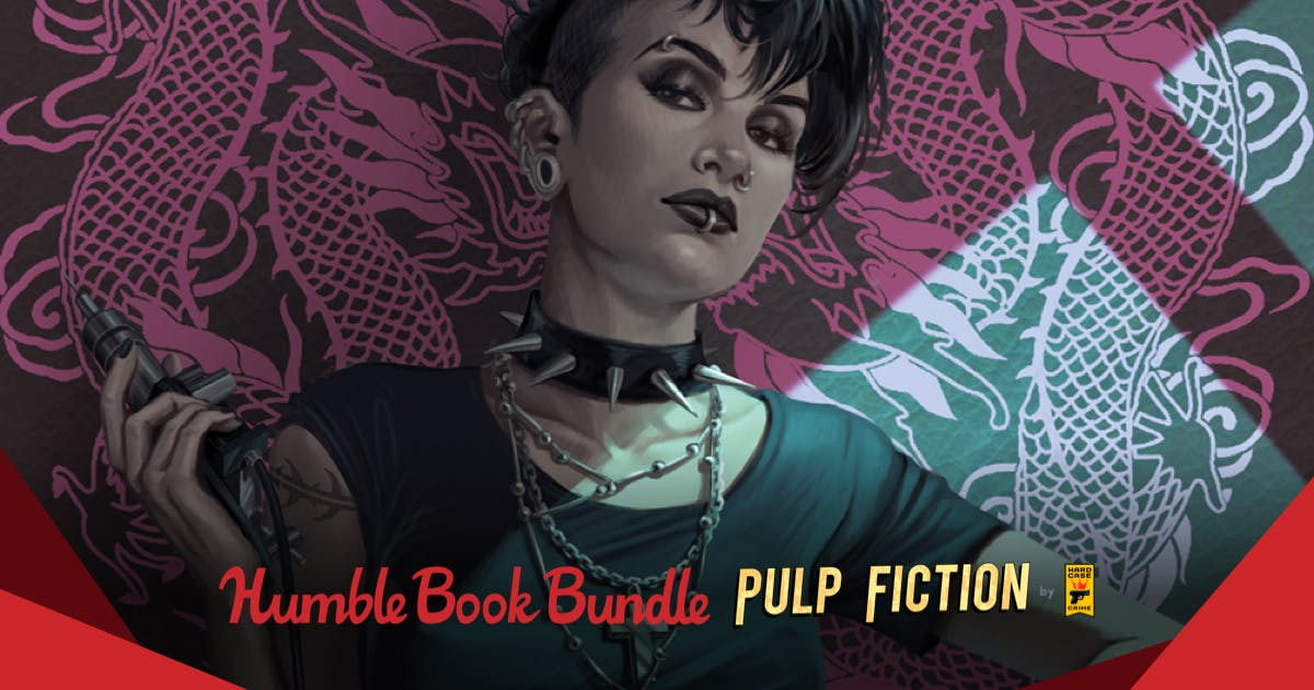 Humble Book Bundle: Pulp Fiction by Hard Case Crime