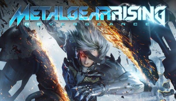 Resultado de imagem para Metal Gear Rising: REVENGEANCE playstation