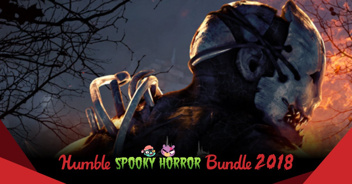 The Humble Spooky Horror Bundle 2018