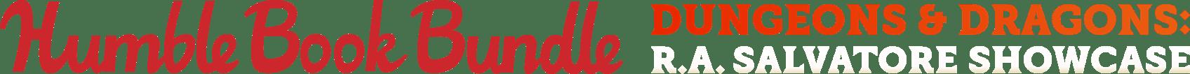 Humble Book Bundle: Dungeons & Dragons: R.A. Salvatore Showcase