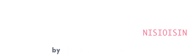 Humble Book Bundle: MONOGATARI - Supernatural Light Novels by NISIOISIN from Kodansha