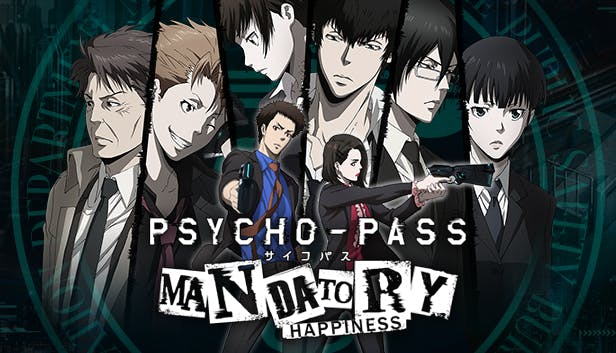 Buy Psycho Pass Mandatory Happiness Digital Alpha Edition From The