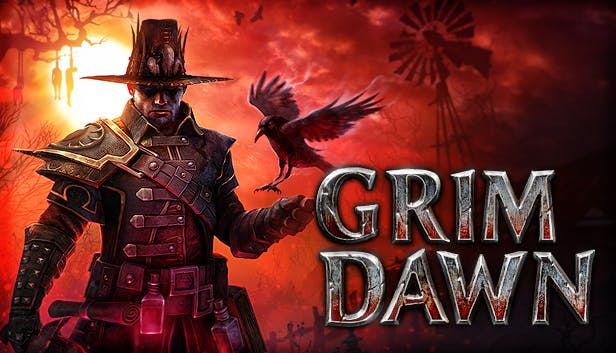 Buy Grim Dawn from the Humble Store
