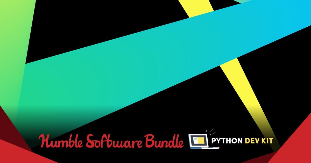 The Humble Software Bundle: Python Dev Kit