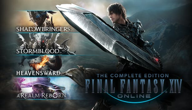 Buy FINAL FANTASY® XIV Online Complete Edition from the Humble Store