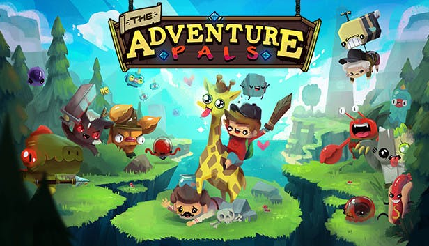 buy the adventure pals from the humble store