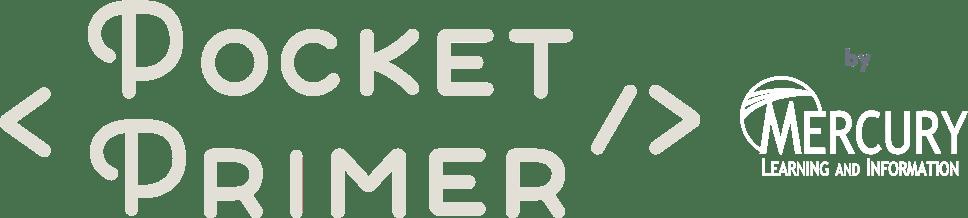 Humble Book Bundle: Pocket Primers by Mercury
