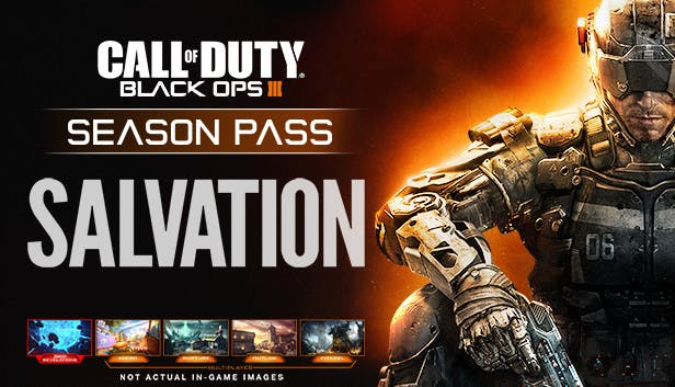Buy Call Of Duty Black Ops Iii Season Pass From The Humble Store