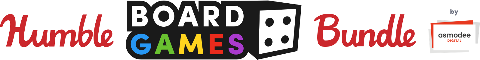 The Humble Board Games Bundle by Asmodee Digital