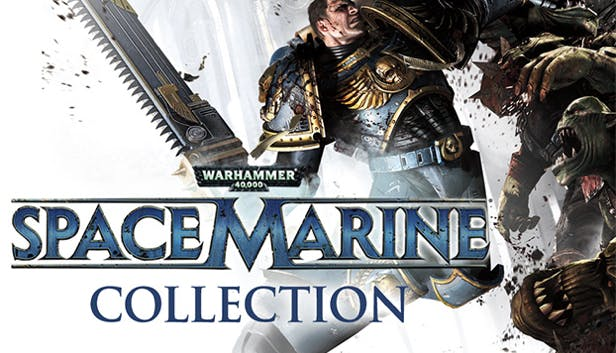 Buy Warhammer 40,000: Space Marine Collection from the Humble Store