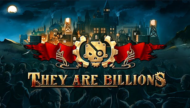 Buy They Are Billions from the Humble Store