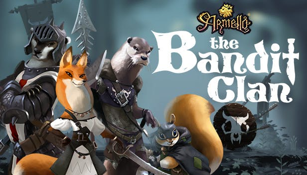 new style 44f17 ca5d7 Buy Armello - The Bandit Clan from the Humble Store