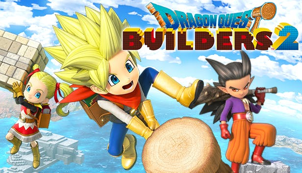 Buy Dragon Quest Builders 2 From The Humble Store