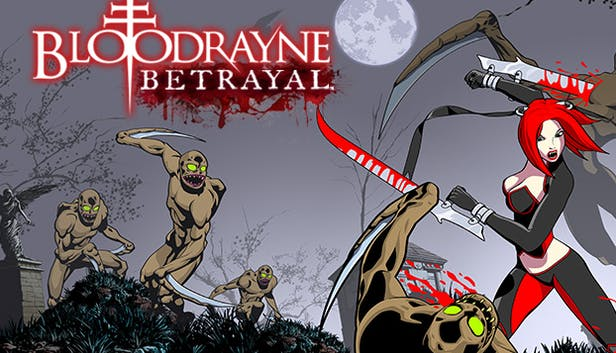 Buy Bloodrayne Betrayal From The Humble Store