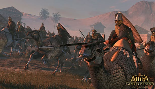 Buy Total War™: ATTILA – Empires of Sand Culture Pack from the Humble Store
