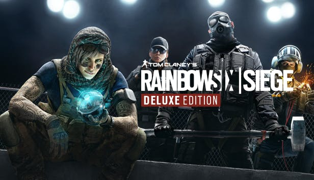 Buy Tom Clancy's Rainbow Six® Siege - Deluxe Edition Year 4 from the Humble  Store