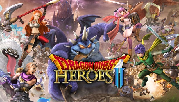 Buy DRAGON QUEST HEROES™ II Explorer's Edition from the Humble Store
