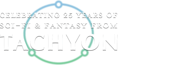 Humble Book Bundle: Celebrating 25 Years of Sci-Fi & Fantasy from Tachyon