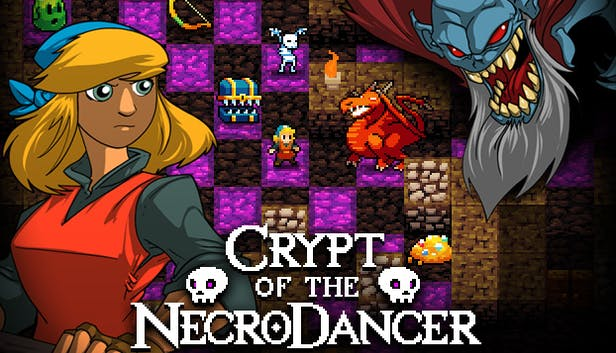 Image result for crypt of the necrodancer