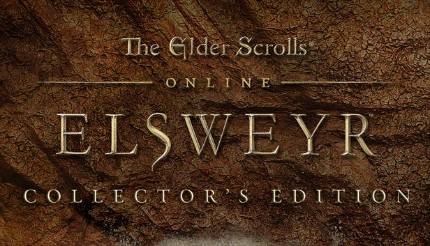 Buy The Elder Scrolls Online: Elsweyr Collector's Edition from the Humble  Store