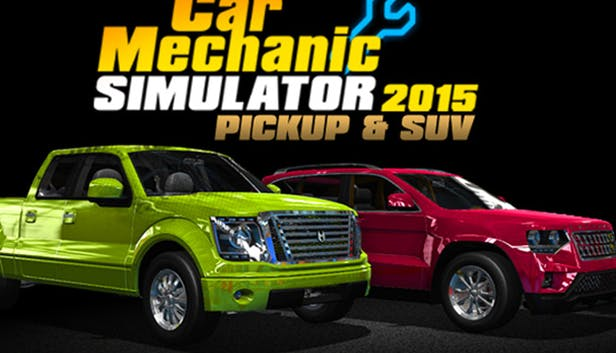 Buy Car Mechanic Simulator 2015 - PickUp & SUV from the Humble Store