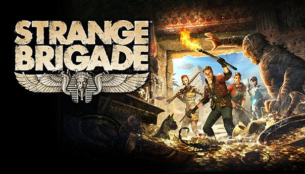 Buy Strange Brigade from the Humble Store and save 70%